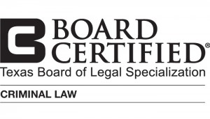 Board Certified Attorney badge