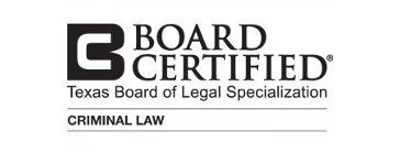 Board Certified Texas Attorney