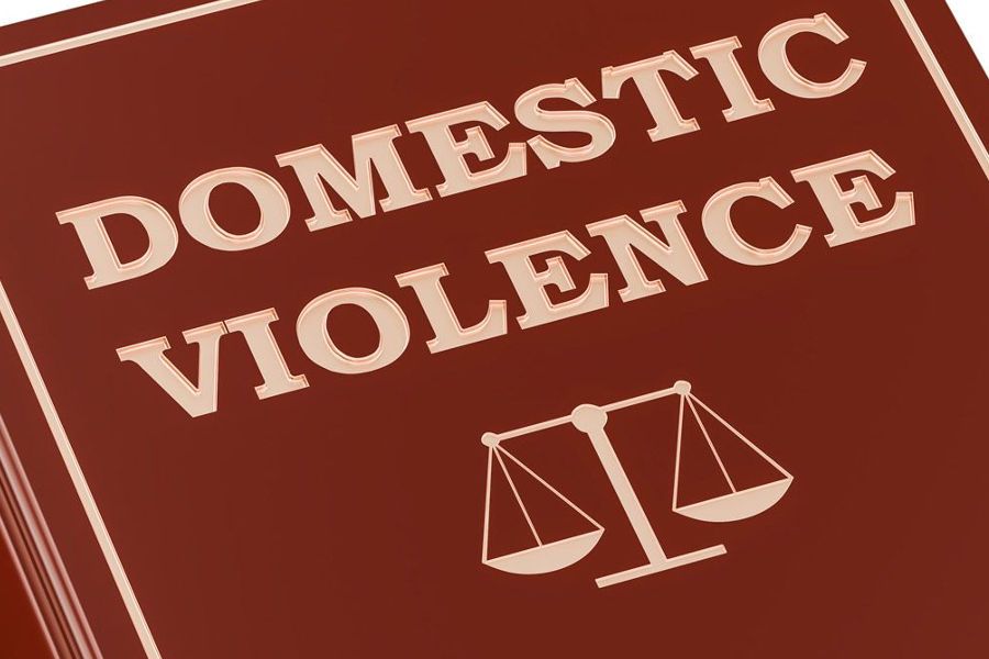 Domestic Violence Charge in Houston