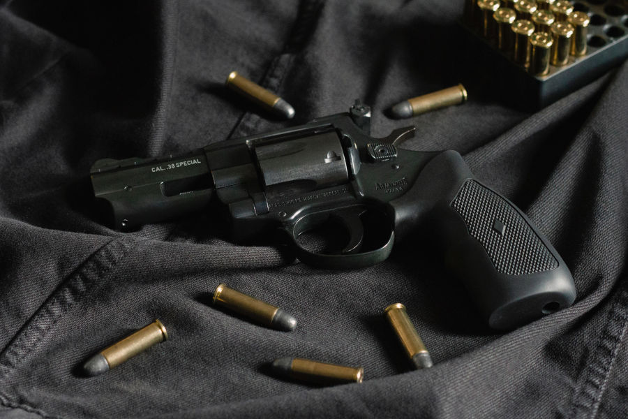 federal weapons charges