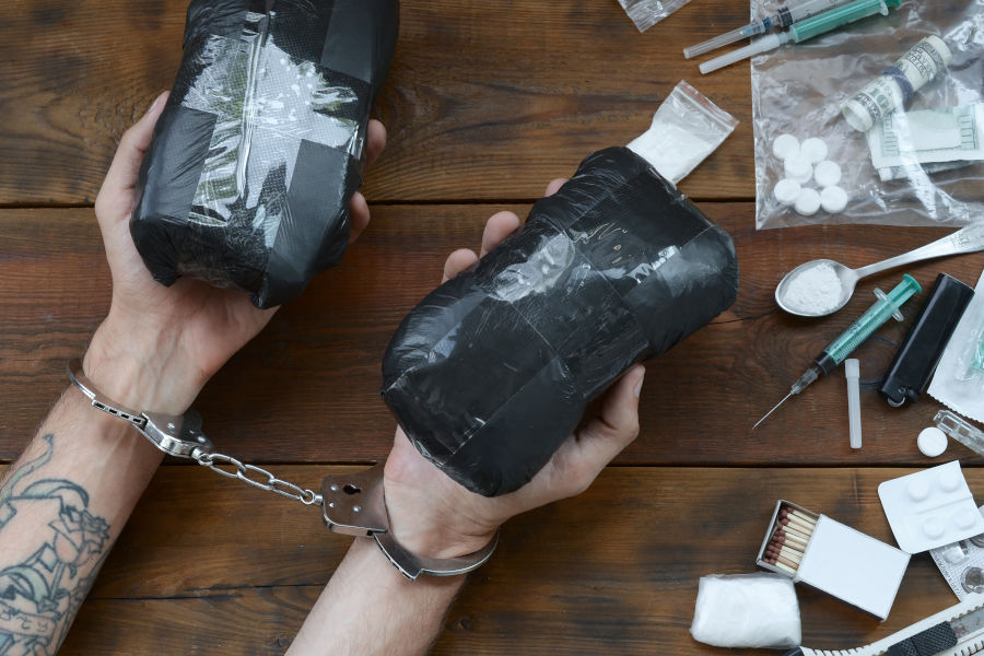 drug crime charges