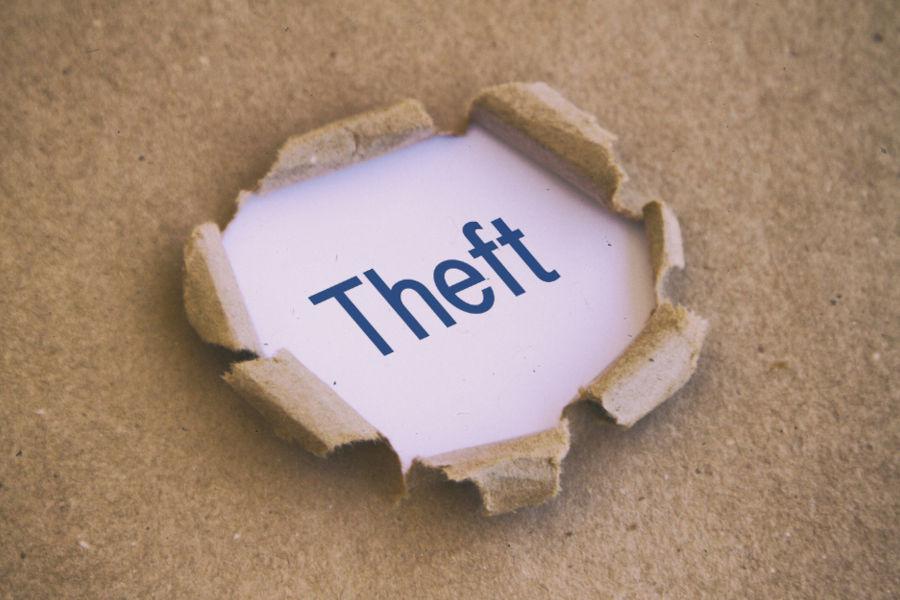 federal theft crimes